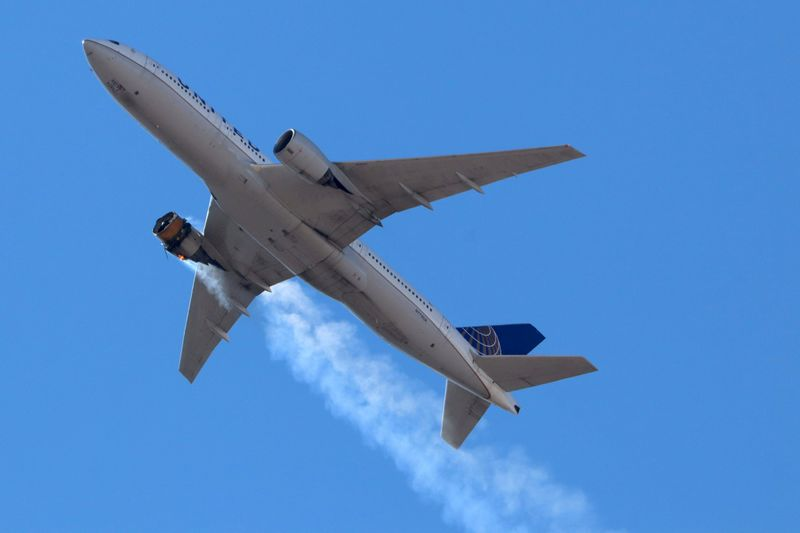 Analysis: Boeing alters course in speedy response to engine blowouts