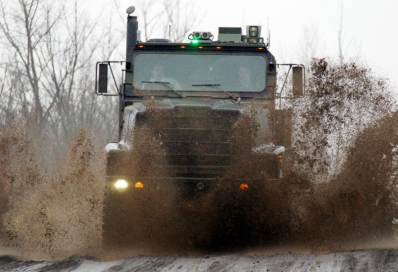 Oshkosh Defense to build U.S. Postal vehicles; Workhorse shares slide