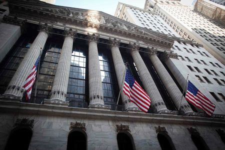 U.S. stocks higher at close of trade; Dow Jones Industrial Average up 1.85%