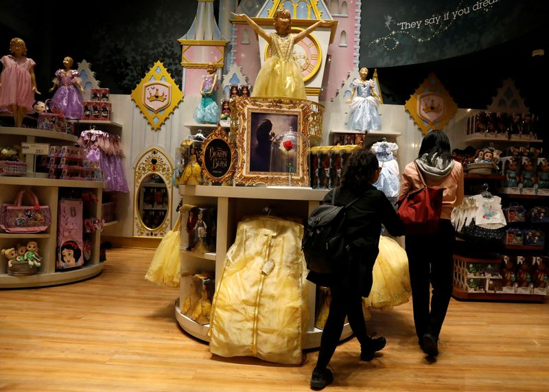 Disney to close at least 60 North American stores, focus on e-commerce