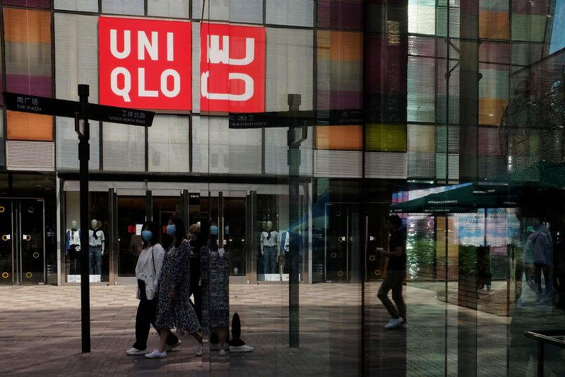 Japan's Fast Retailing to cut prices by around 9%