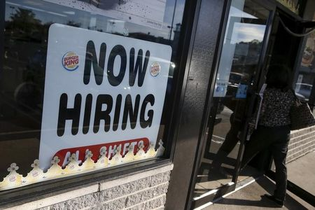 Hiring Surged in February as Lockdown Restrictions Eased; NFP up 379,000