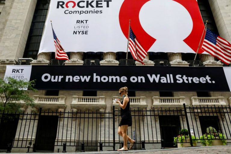 Rocket shares soar more than 70% as analysts eye 'GameStop-esque' short squeeze