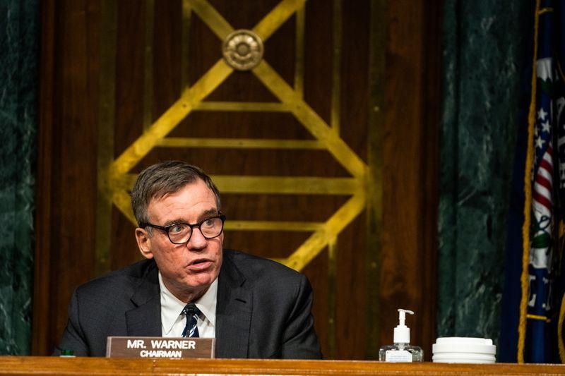 Virginia U.S. senators send White House list of candidates for U.S. Attorney posts