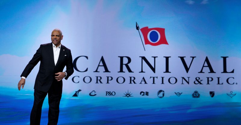 Carnival says cruise bookings for 2022 second half above pre-pandemic levels